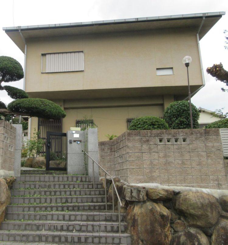 奈良香芝市T様邸 施工前の写真