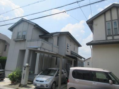 奈良・生駒市O様、外壁塗装・屋根塗装 施工前の写真