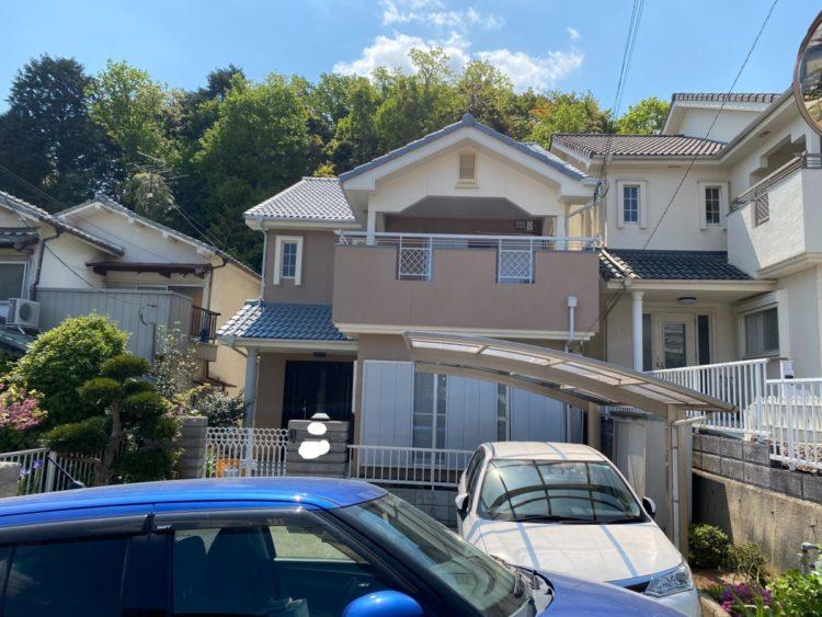 奈良・葛城市S様 外壁塗装・屋根塗装・防水工事 施工後の写真