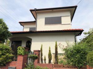 北葛城郡河合町T様邸 外壁塗装・屋根塗装・外塀塗装