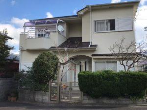 奈良御所市H様邸 外壁塗装・屋根塗装