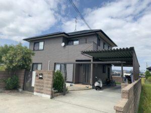 奈良北葛城郡河合町Y様邸 外壁塗装・屋根塗装・防水工事
