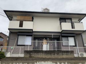 奈良生駒郡平群町K様邸 外壁塗装・屋根塗装