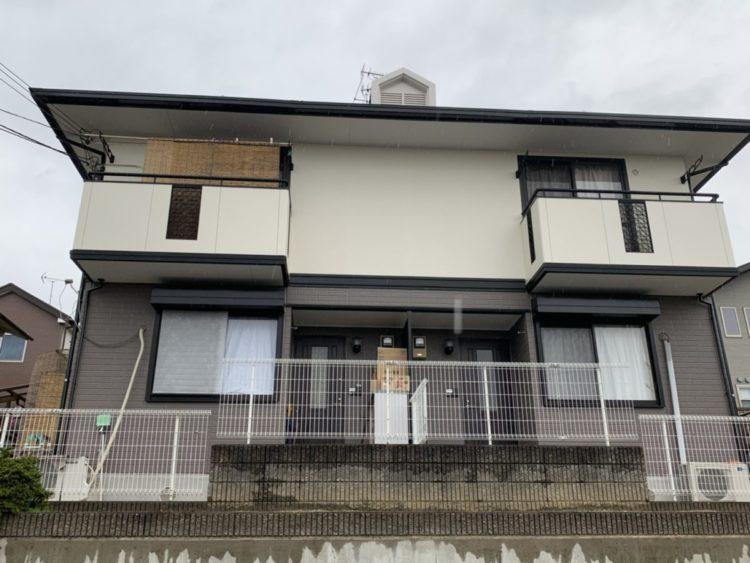 奈良生駒郡平群町K様邸 外壁塗装・屋根塗装 施工後の写真