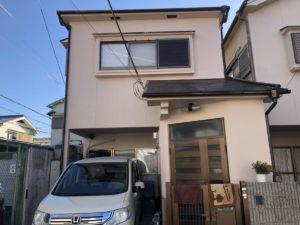 奈良北葛城郡上牧町S様邸 外壁塗装・屋根塗装・防水工事