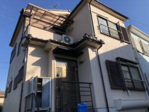 奈良大和高田市M様邸 外壁塗装工事