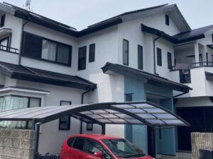 奈良天理市Y様邸 外壁塗装・屋根塗装工事
