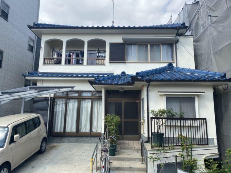 大阪・南河内郡太子町T様 外壁塗装 施工後の写真