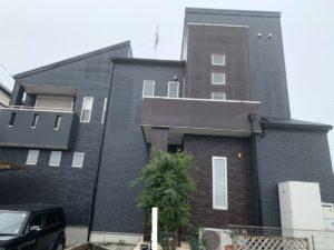 奈良葛城市Y様邸 外壁塗装・屋根塗装・ベランダ防水工事