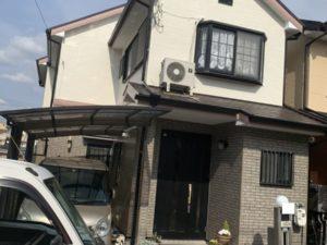 大和高田市N様邸 外壁塗装・屋根塗装工事