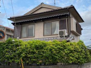 奈良香芝市I様邸 外壁塗装工事・その他のリフォーム