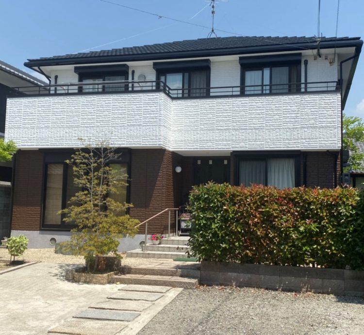 奈良香芝市K様 外壁塗装・屋根塗装 施工後の写真