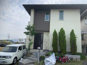 生駒郡三郷町F様邸 外壁塗装・屋根塗装
