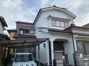 奈良香芝市T様邸 外壁塗装・ベランダ防水工事