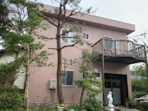 奈良葛城市O様邸 外壁塗装・屋根葺き替え工事