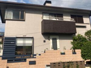 奈良奈良市O様邸 外壁塗装・屋根塗装・防水工事