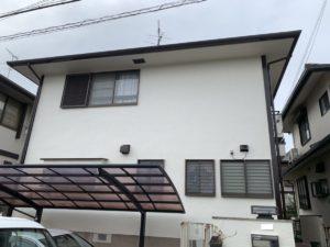 奈良香芝市Y様邸 外壁塗装・屋根塗装・外塀塗装工事