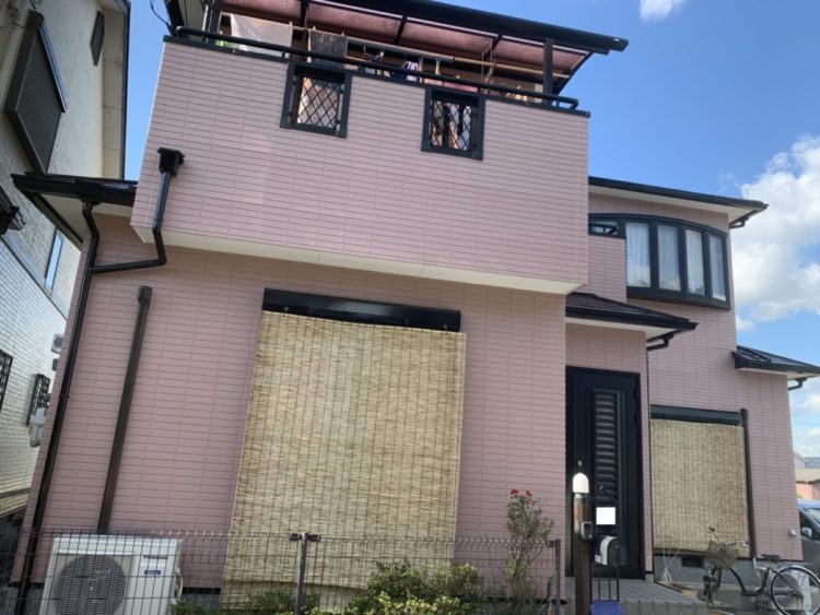 奈良桜井市N様 外壁塗装・屋根塗装 施工後の写真