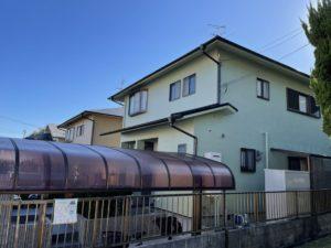 奈良北葛城郡王寺町T様邸 外壁塗装・屋根塗装