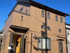 奈良葛城市M様邸 外壁塗装・屋根塗装・防水工事