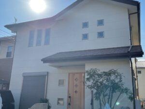 奈良葛城市K様邸 外壁塗装・屋根塗装工事