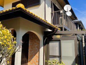 奈良北葛城郡河合町M様邸 外壁塗装・屋根塗装工事