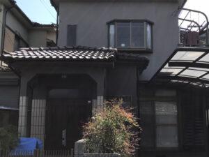 奈良大和高田市K様邸 外壁塗装・屋根塗装・防水工事