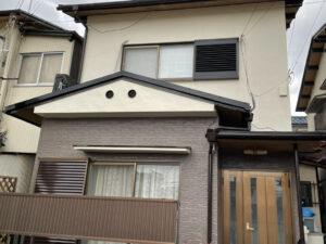奈良県大和高田市A様邸 外壁塗装・屋根塗装