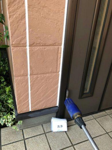奈良天理市N様邸 外壁塗装・屋根塗装・ベランダ防水工事 高圧洗浄