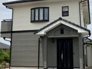奈良天理市T様邸 外壁塗装・屋根塗装・防水工事
