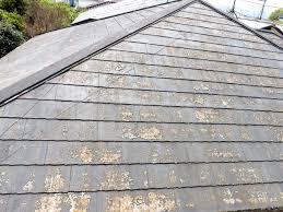 奈良の香芝市の外壁塗装と屋根塗装の株式会社ヨネヤのカラーベスト屋根の画像
