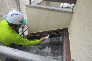 奈良県香芝市F様邸  雨漏り調査 【散水調査・赤外線カメラで確実に止水します!】