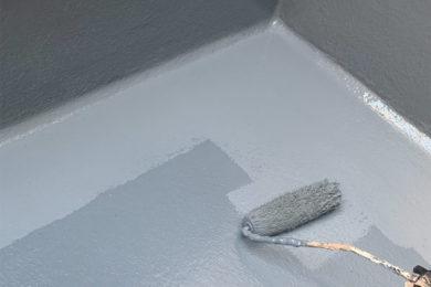 防水層の補修