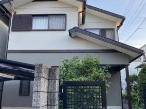 奈良県生駒郡斑鳩町H様 外壁塗装・屋根塗装
