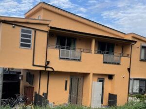 奈良北葛城郡王寺町S様邸 外壁塗装・防水工事