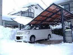 奈良の香芝市の株式会社ヨネヤの外壁塗装と屋根塗装の屋根のテラス