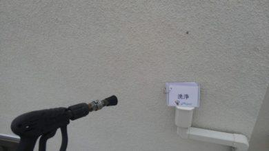 奈良生駒郡三郷町F様邸 外壁塗装・屋根塗装 高圧洗浄