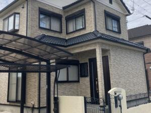 奈良奈良市Y様 外壁塗装・屋根塗装工事