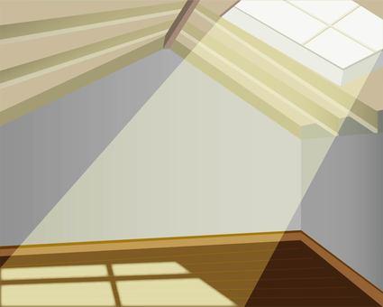 奈良の香芝市の株式会社ヨネヤの外壁塗装と屋根塗装の天窓