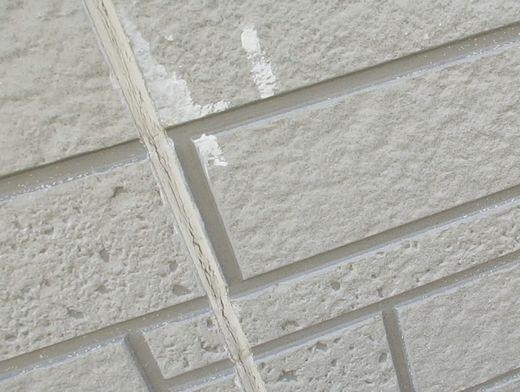 奈良の香芝市の株式会社ヨネヤの外壁塗装と屋根塗装の壁