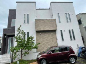奈良奈良市O様邸 外壁塗装・防水工事