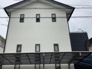 奈良生駒郡三郷町I様邸 外壁塗装・屋根塗装