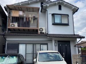 奈良天理市U様邸 外壁塗装・屋根塗装工事