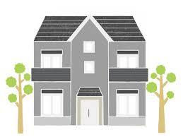 奈良の香芝市の株式会社ヨネヤの外壁塗装と屋根塗装の汚れが目立ちにくい家①