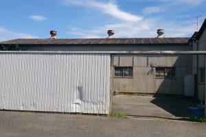 奈良での工場・倉庫塗装
