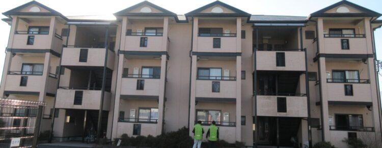 奈良香芝市K様邸 外壁塗装・屋根塗装工事 施工前の写真