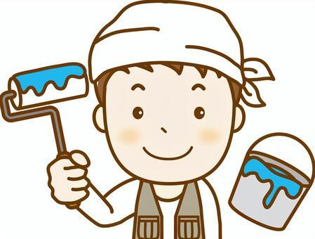 奈良の香芝市の株式会社ヨネヤの外壁塗装と屋根塗装の塗装業者