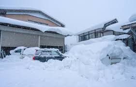 奈良の香芝市の株式会社ヨネヤの外壁塗装と屋根塗装の雪災