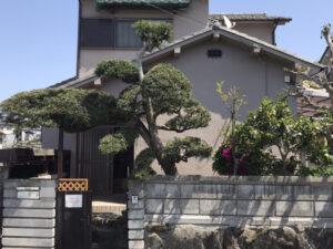 奈良香芝市K様邸 外壁塗装工事