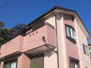 外壁塗装 無機UVコートII